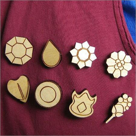 Laser Cut Badges