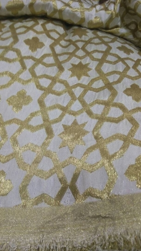 Stylish Embroidered Fabric