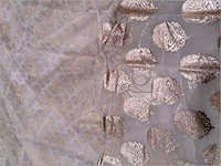 Foil Printed Fabric