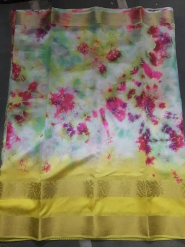 Fancy Silk Fabric