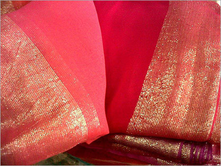 Designer Saree Fabric