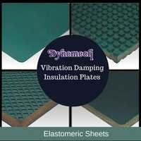 Vibration Isolation Rubber Sheet