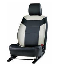 Samsan Black And Biege Vento Seat Cover