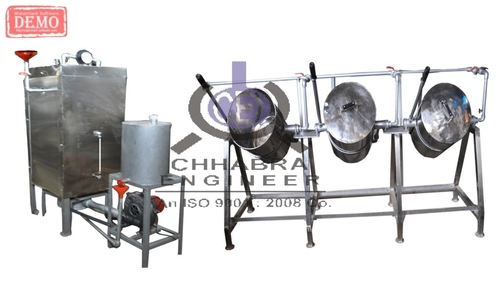 Steam Cooking System Manufacturer
