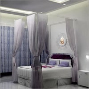 Grandparents Bedroom Interior Designing