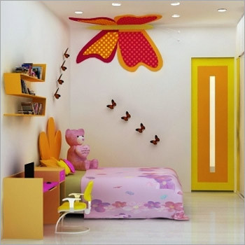 Childrens Room Interior Designing