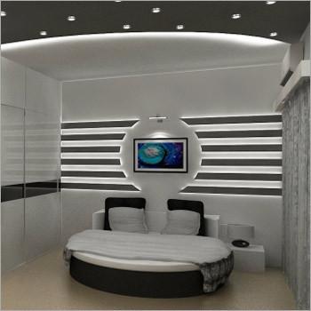 Master Bedroom Interior Designing