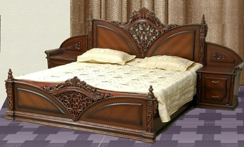 Carving Bed
