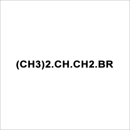 Isobutyl Bromide