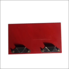 Epoxy Resign Fibre Red Glass