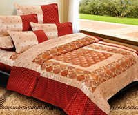 Superb Jacquard Fancy Bed Sheets In Panipat