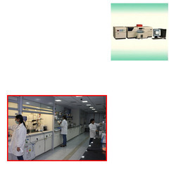 Atomic Absorption Spectrometer for Chemical Lab