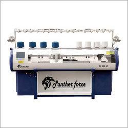 Panther Force Computerized Flat Knitting Machine