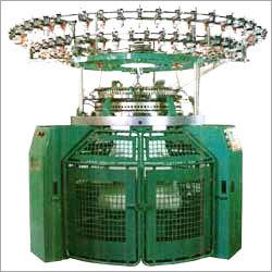 Circular Knitting Machine Single Jersey Interchange