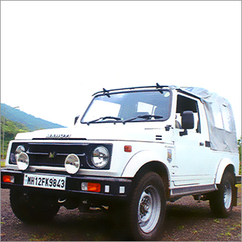Maruti Gypsy Grey Hood