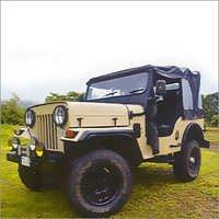 Mahindra Jeep Hood