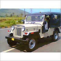 Mahindra Major Hood
