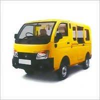 Tata Magic Yellow Hood