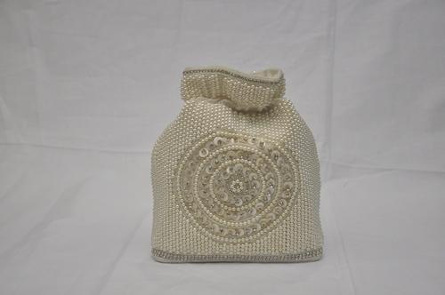 White Fancy Bag
