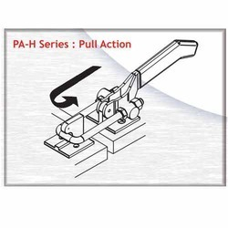 Pull Action Clamp