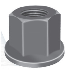Flanged Nut
