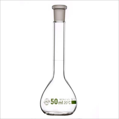 Glass Volumetric Flask