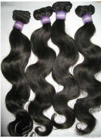 Real Human Hair Extension