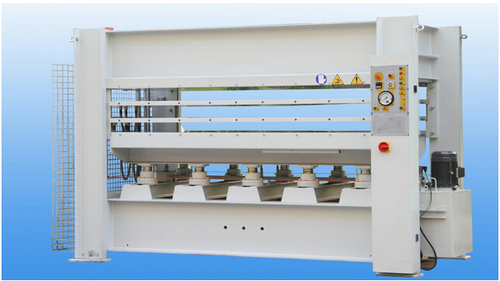 Hydraulic Hot Press Machine