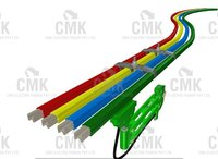 Insulated Shrouded Dsl Conductor Bar