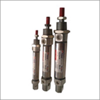 Miniature ISO air cylinders