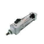 ISO/VDMA Round Tube Reed Switch Cylinders