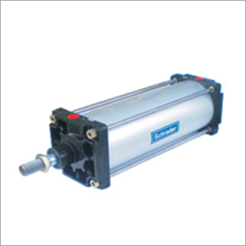 ISO Round Tube Large Bore Cylinders