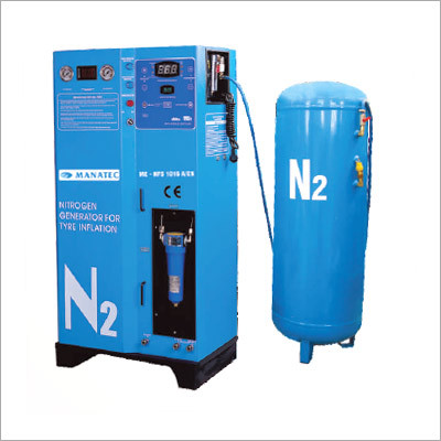 Nitrogen Gas Filling Stations