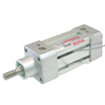VDMA/ISO Square Tube Reed Switch Cylinders