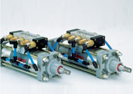 Self Reciprocating Cylinders & Air Motor