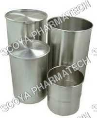 Stainless Steel Open Top Drums