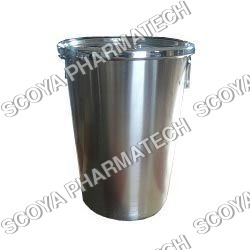 Stainless Steel Conical Containers