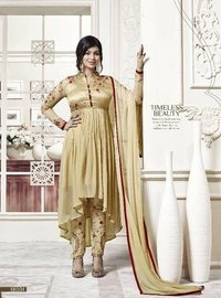 Stylish New Party Wear Fancy Salwar Suit