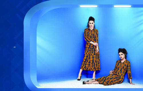 Mind-blowing Cotton Silk Kurti