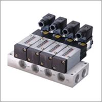 Gang Manifold - High flow & Modular spool valves - G1/4