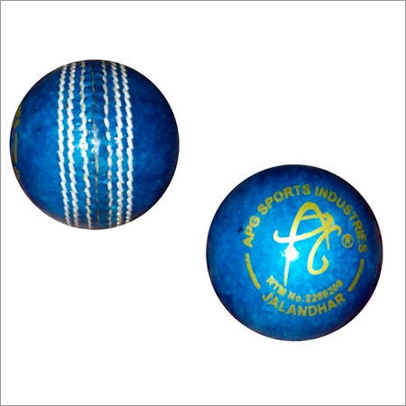 APG FAROZI PROMOTIONAL LEATHER CRICKET BALL