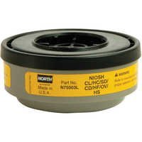 By Honeywell: N75003L - Organic Vapor & Acid Gas Cartridge.