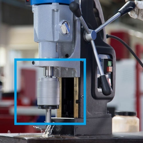 Drilling Machine Parts & Accessories