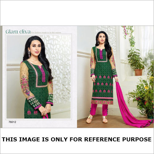 Unstitched Georgette Suits
