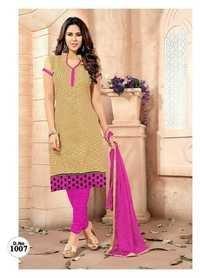 A-line Salwar Kameez