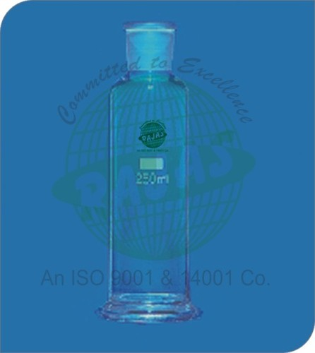 Head Gas Washing Bottle