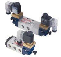 Modular Spool Solenoid Valves - G 1/4 - 5/2 (A53 Series)