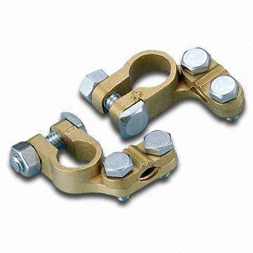 Angle Type Brass Battery Terminal