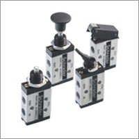 Midget Poppet valves - G 1/8 - 3/2