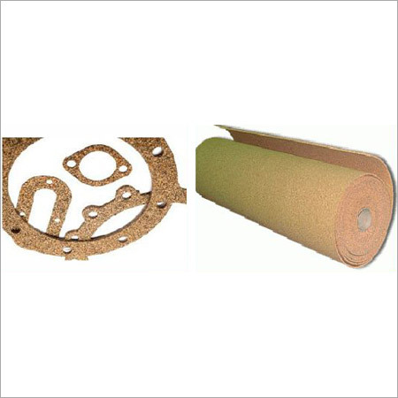 Cork Sheet & Gasket